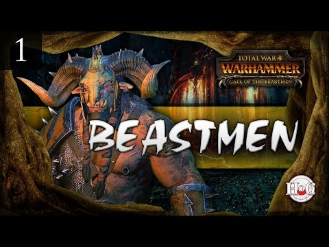Total War Warhammer Beastmen Eye for an Eye Campaign 1