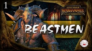 Total War Warhammer Beastmen Eye for an Eye Campaign 1