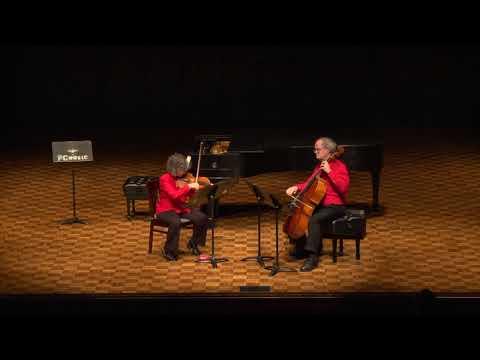Jack Van Zandt: Hymn for Viola and Cello