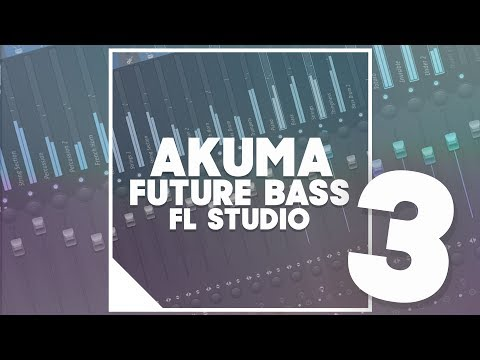 [FREE] Future Bass Project for FL Studio | With Vocals | Akuma Vol. 3