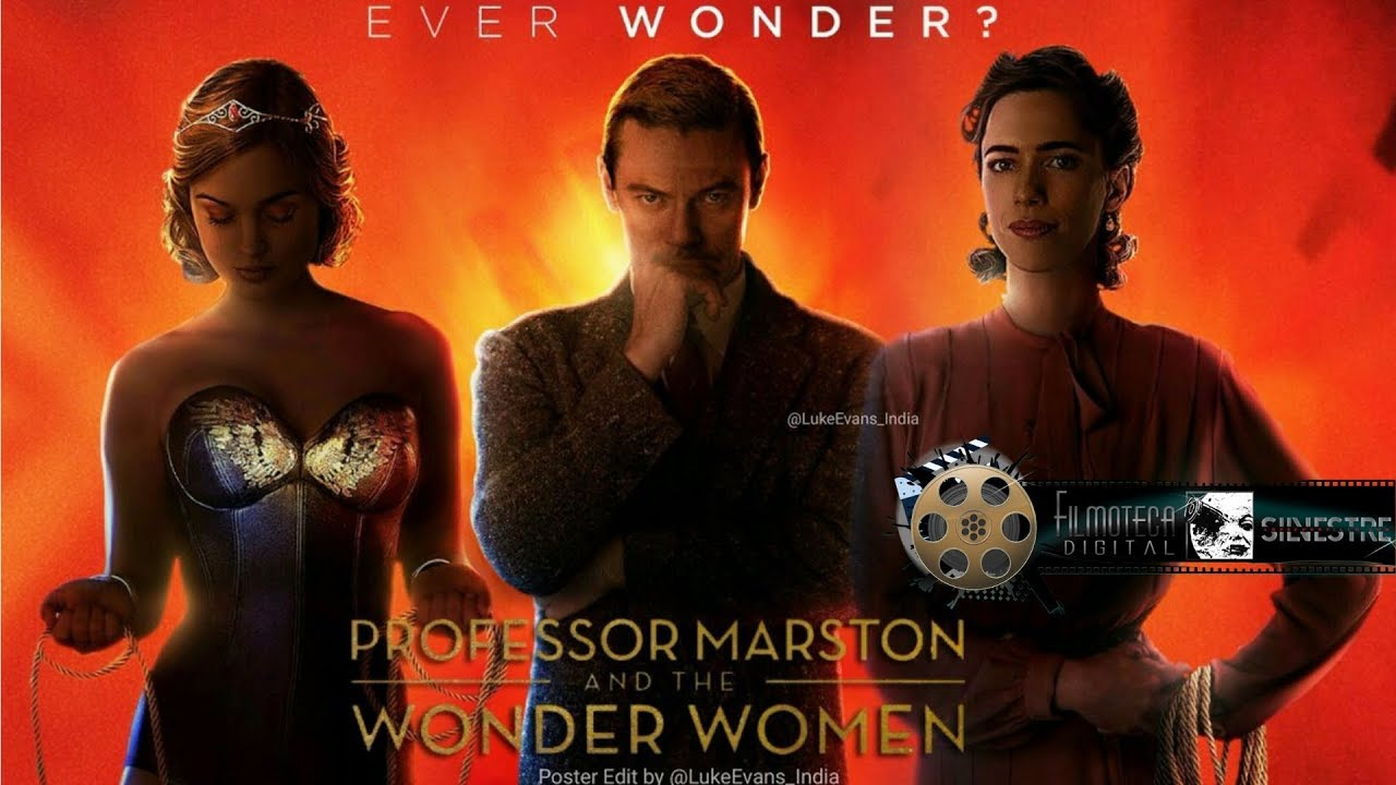 El Profesor Marston Y La Mujer Maravilla Professor Marston The Wonder Women Youtube