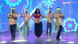 Ore Mon Pagol   Eid Dance by J S Heme   Eid Dance Program on SATV
