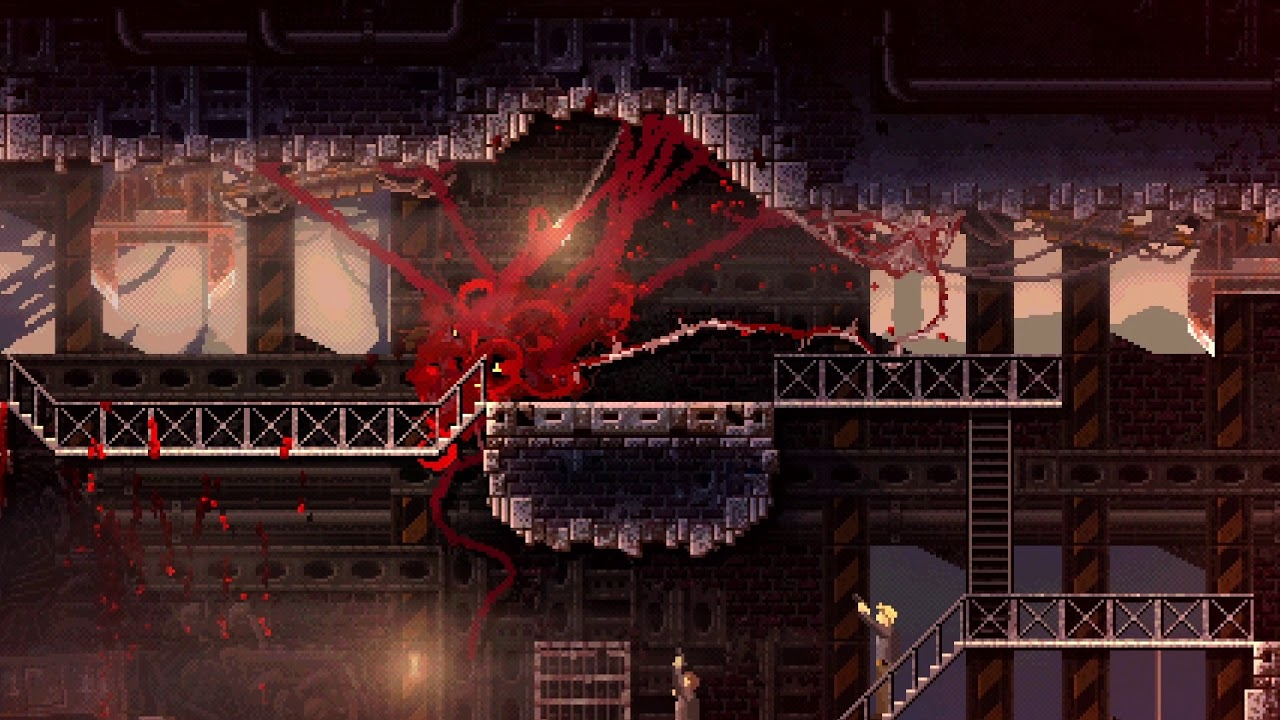 Carrion Is Disgusting And I Want To Play It Again Immediately