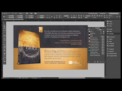 Watch the Magic: Designing an e-blast mockup for Moody Publishers