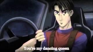 Rock Me   Mega NRG Man (Initial D 歌詞付きver.)