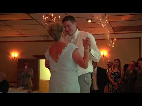 Fun Mother/Son Wedding Dance!