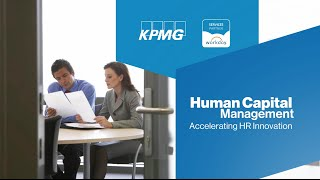 Kpmg and workday human capital management - accelerating hr innovation.
