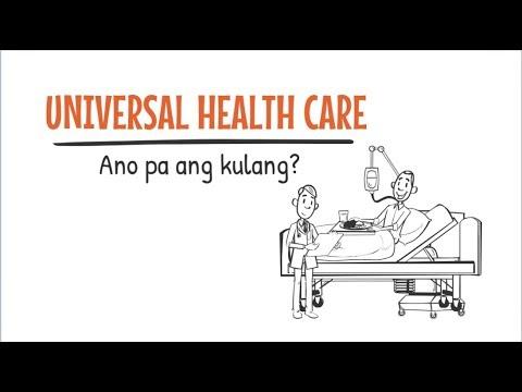 EXPLAINER: Universal health care – ano pa ang kulang?