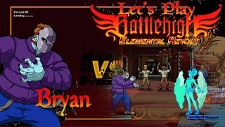 Battle High San Bruno - Bryan (Playthrough)