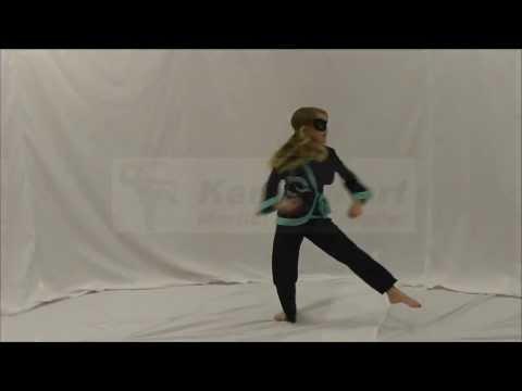 Jewel Dragon Ninja Costume - KarateMart.com