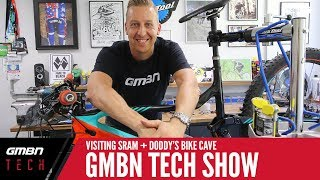 Visiting SRAM + Doddy's New Bikecave | GMBN Tech Show Ep.37