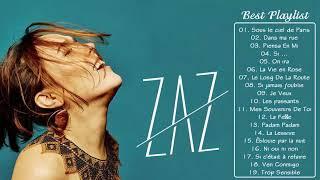 Zaz Plus Grands Succès 2020 - Les Meilleur Chansons de ZAZ - Zaz Greatest Hits