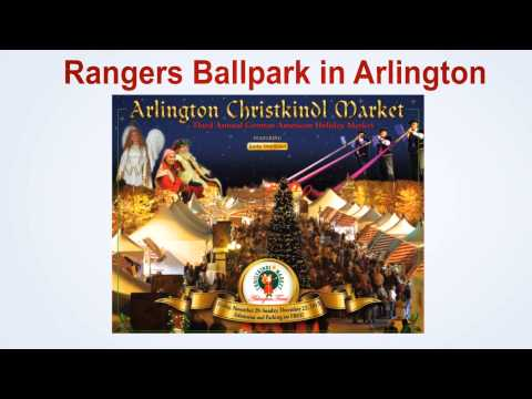 The Annual Arlington Christkindl Market
