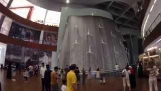 Шопинг в ОАЭ. The Dubai Mall(, 2015-01-19T14:36:54.000Z)
