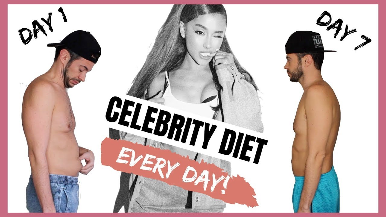 Celebrity diets: Stars who changed their diet for health