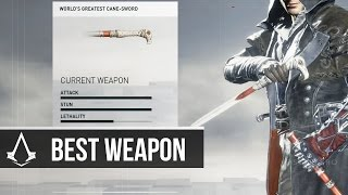 Assassin's Creed Syndicate - The World's Greatest Cane-Sword (Best Weapon) How to Unlock