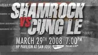 Frank Shamrock vs. Cung Le - March 29th, 2008: Pimped Ad