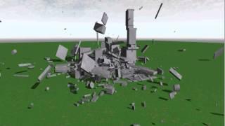 Prueba de Física ROBLOX (Alta Definición)