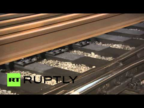 Russia: Take a behind-the-scenes tour of Moscow's metro system
