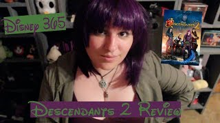 DESCENDANTS 2 || A Disney 365 Review