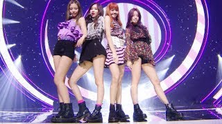 《EXCITING》 BLACKPINK (블랙핑크) - AS IF IT'S YOUR LAST (마지막처럼) @인기가요 Inkigayo 20170709