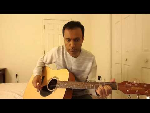 Bob Marley-Redemption Song Cover