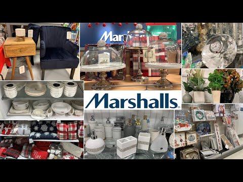 Marshalls Furniture * Home Decor * Kitchen & Bathroom Decor | Shop With Me 2019