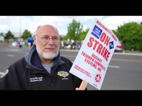 IAM Strikes Triumph in Spokane