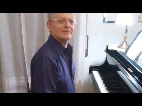 J.S.Bach Concerto Italiano . 2 Tempo. (Andante)