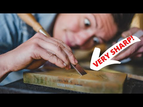 How to Sharpen and Set Up Hand Planes