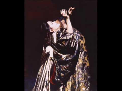 Pavarotti - Freni - Madame butterfly love duet part 2 - Vogliatemi bene