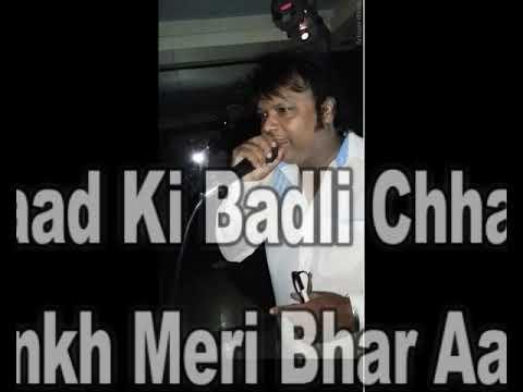 Jab Yaad Ki Badli Karaoke By Warsi Production