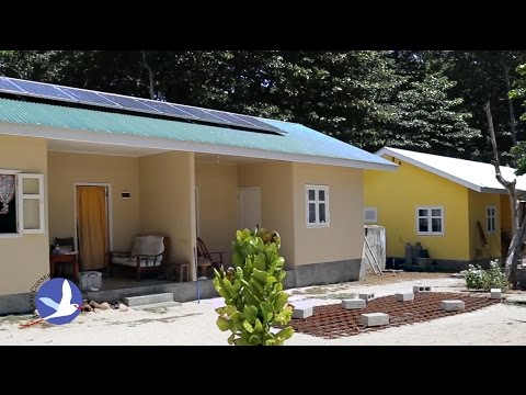Launch of the Solar Project on ARIDE Island, Seychelles - Corporate Videos - Claire Obscuur