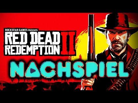 Nachspiel - Red Dead Redemption 2 mit Viet, Sandro & Christoph thumbnail