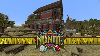 Minecraft: Mianite - WIZARD BUILDING LESSONS!! [87](Hello there & take a seat on this adventure in the world of Mianite where Syndicate is to roam the land & plunder its riches but.. he's not on his own as he is ..., 2014-11-01T18:00:04.000Z)