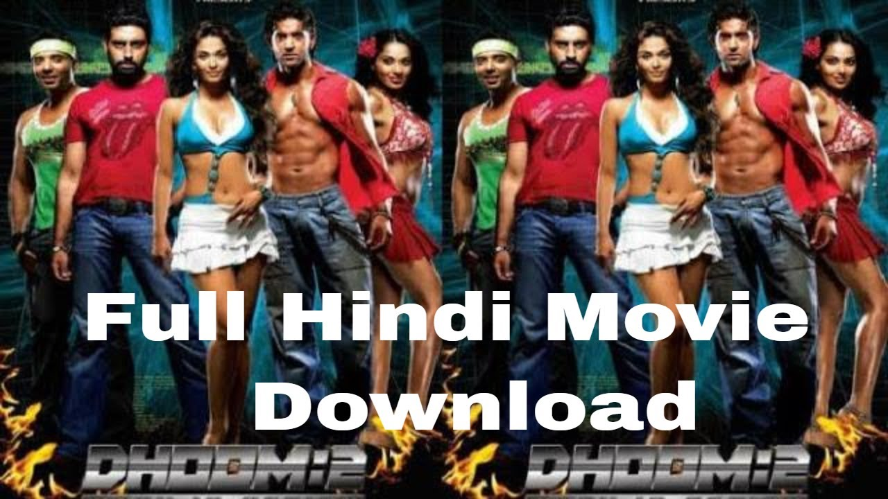 How To Dhoom 2 2006 Full Hindi Movie Download Brrip 1080p Download Brrip 720p Youtube