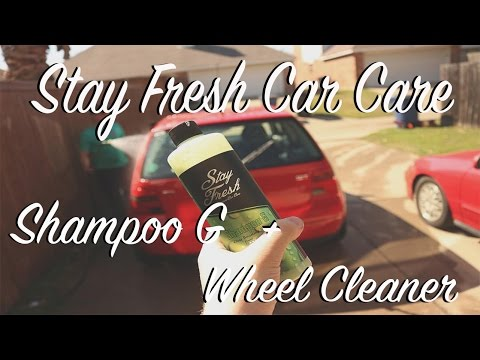 Stay Fresh Car Care Product Review
