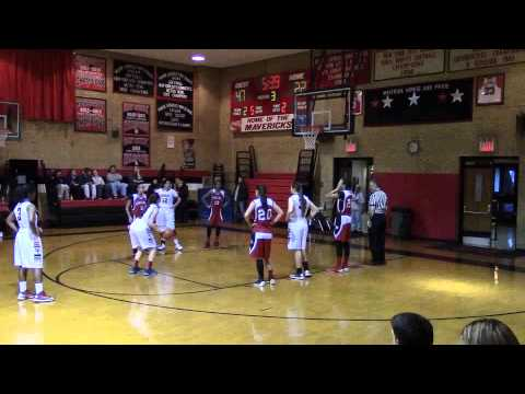 Moore Catholic vs. Cardinal Spellman girls basketball