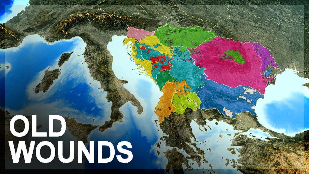 Kosovo triggers a domino effect in the Balkans