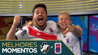 Melhores Momentos - Vasco 290 x 330 Paraná - #Fanáticos3