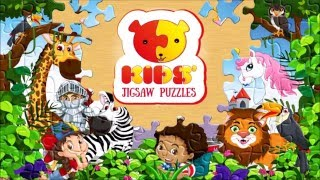 Puzzles for kids | Kids Jigsaw Puzzles | iOS iPhone iPad Android app