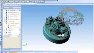 PLM. КТПП. 1. Проектирование и конструкторская подготовка производства c ЛОЦМАН:PLM и КОМПАС-3D