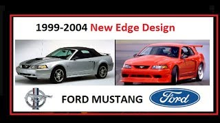 New Edge Design: 1999-2004 Ford Mustang Video 1