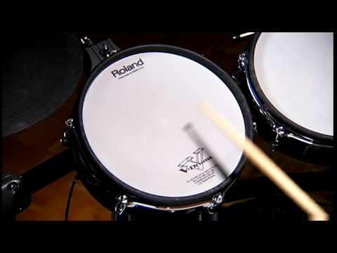Ocean Way Drums V-Drum Tom Map