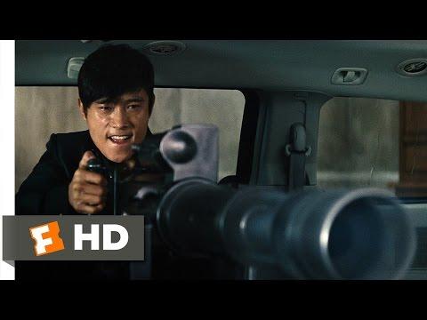 Red 2 (5/10) Movie CLIP - Han Attacks (2013) HD