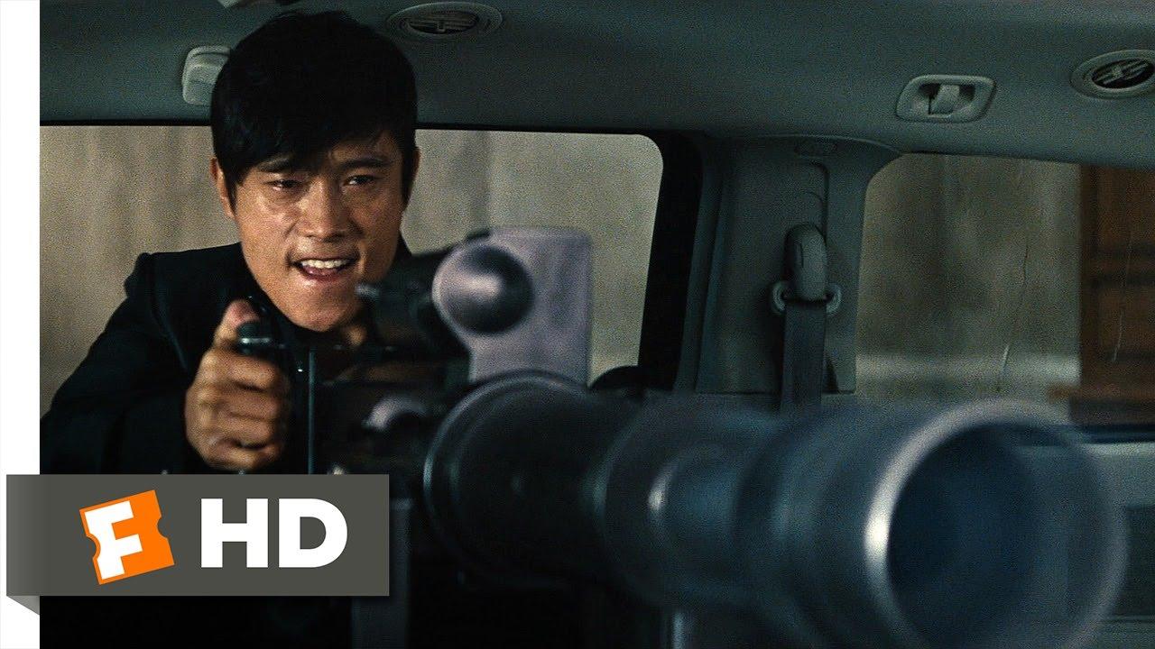 Download Red 2 (5/10) Movie CLIP - Han Attacks (2013) HD