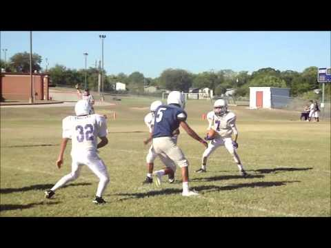 scobee football 2014