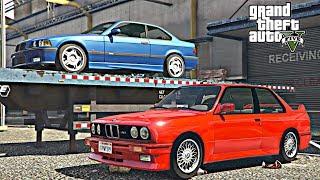 BMW E30 M3 VS M3 E36! GTA 5 (CHOIX IMPOSSIBLE)