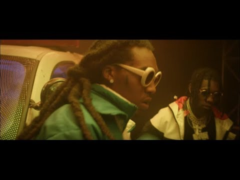 Offset & Takeoff - Roll in Peace (Music Video)