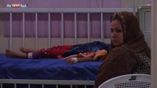 مستشفيات كركوك تعاني